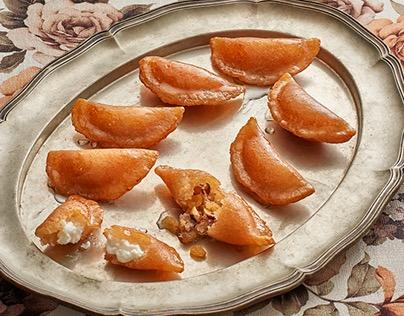 El Abd oriental pastries