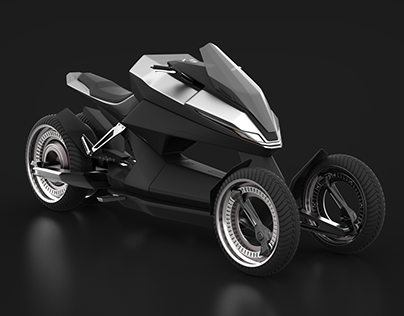 Modular Vehicle - Aclimatis Asphalt