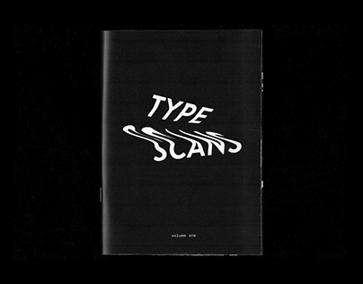Type Scans Zine — Vol. 1