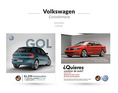 Social Media Volkswagen