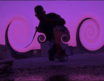Dancing out of Glitch Verse - Dance Video by Lzy Lad