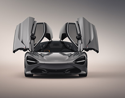 McLaren 720S | Studio CGI