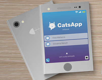 CatsApp - Artbook