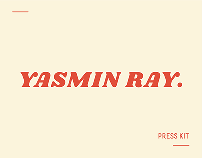 Yasmin Ray Media Kit