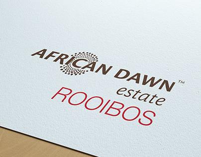 AFRICAN DAWN ESTATE ROOIBOS re-branding