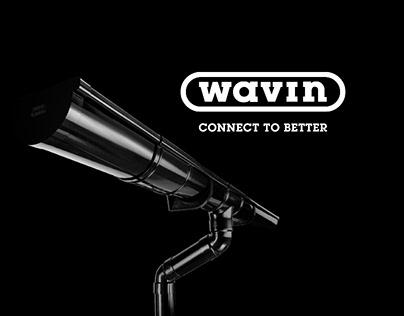 Wavin | KV | reklama prasowa | POS |