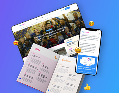 Supermood – Graphic & UX/UI design