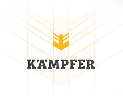 Kämpfer Kampfsport e.V. – Branding