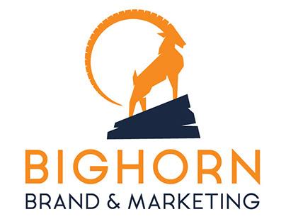 Big Horn Logo Concepts