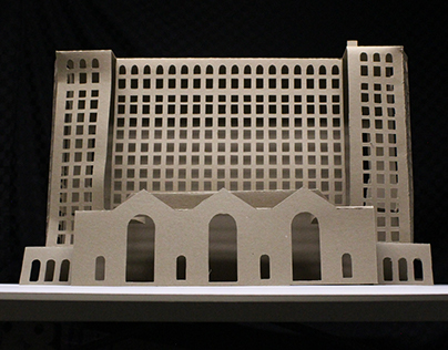 Michigan Central Station: A Mammoth Pop-Up