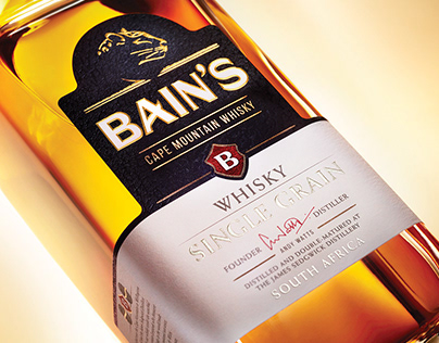 BAIN'S CAPE MOUNTAIN WHISKY PACK UPGRADE