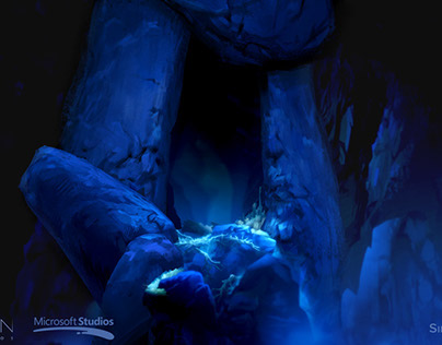 Ori and the Blind Forest - Concept Art