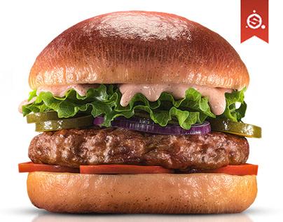 Burgersbar - 100% CGI