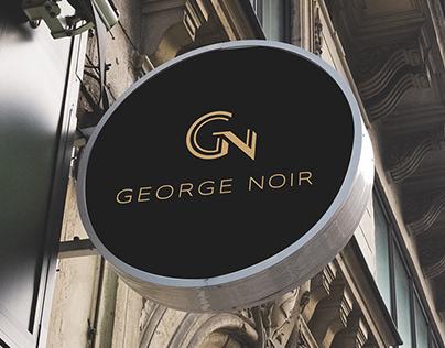 Logo GEORGE NOIR koncept
