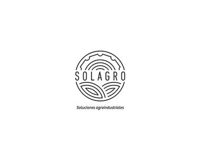 Diseño de marca / Solagro /Atlántica Marketing