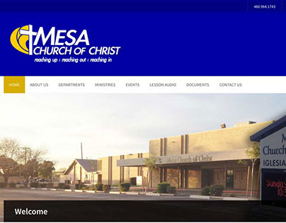 Mesa Church of Christ Website