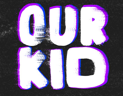 Our Kid - Logo & EP Design