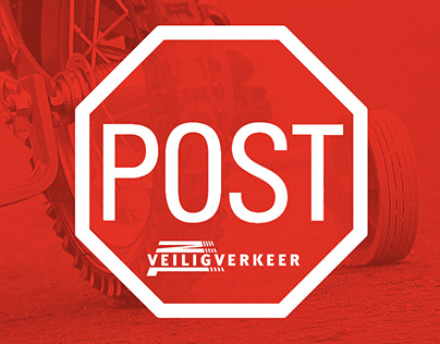 Veilig Verkeer Nederland // postcards
