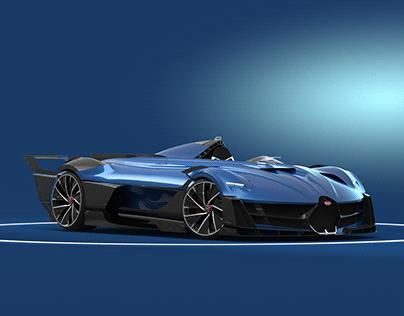 Bugatti Type 251 Evo - CEMI Edition GT (2020)