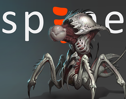 'Cho quimera' Spine animation 2021