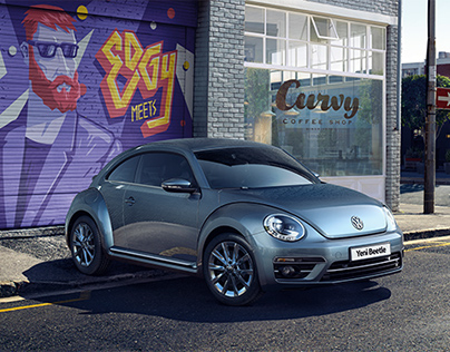 New Beetle Launch at Crystal Apple Creativity Festival