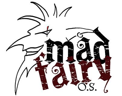 Mad Fairy - visual style