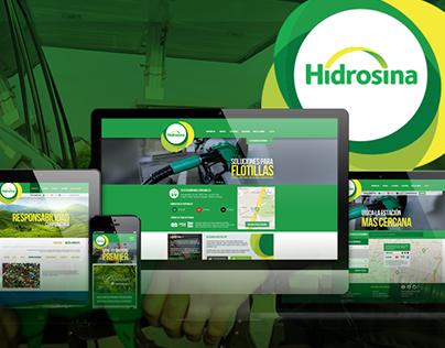 Hidrosina Responsive Website
