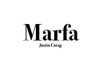 Marfa | Commissioned Work