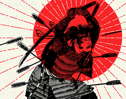Throne Of Blood Tribute Poster