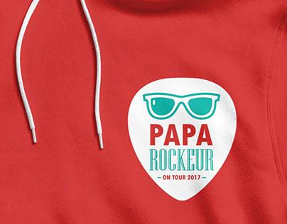 Papa Rockeur
