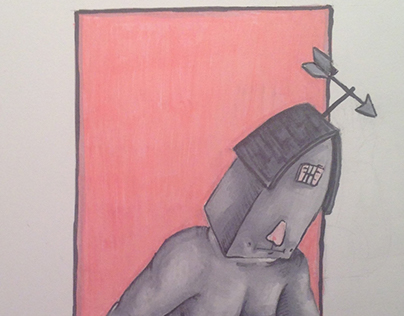 Inanimate Gallery Show