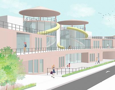Convivial: Child-Friendly Community Architecture
