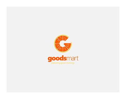 goodsmart app design