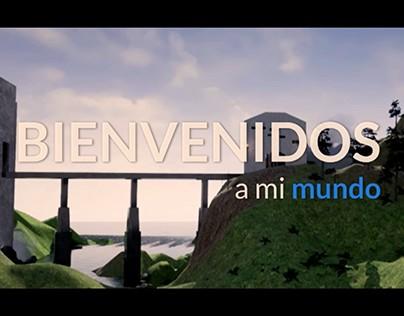 Museo de Proyectos 3D - Unreal Engine Landscape Museum