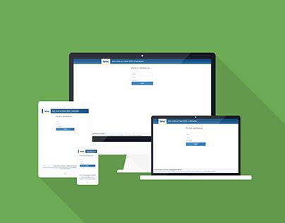 Painel de Aplicações Web - Sesc