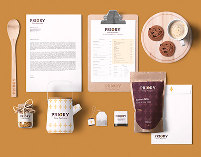 E-Commerce and Branding for a Bakery