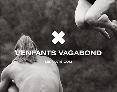 L'Enfants Vagabond – Identity and Online Store