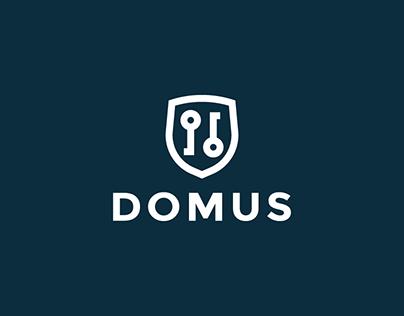 DOMUS - Diseño de marca y desarrollo de website