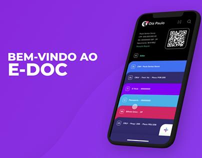 e-Doc App Concept