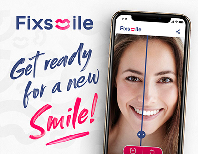 Fixsmile - mobile app