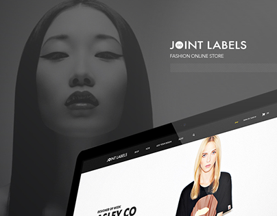 Jointlabels fashion store/blog