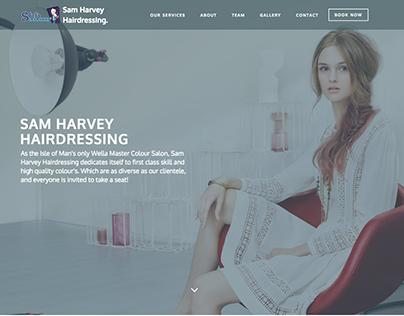 Sam Harvey Hairdressing