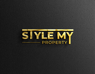 STYLE MY PROPERTY LOGO DESIGN - Home Automation Company