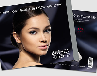 Рекламная брошюра-каталог Perfection (Франция)