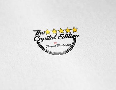 The capital edition event logo