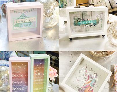 Heaven Sends / Moneybox Collection