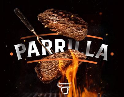 Identidade Visual - Parrilha Restaurante