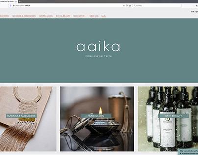Homepage: www.aaika.de