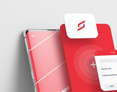 Sportclubby - Identity Design