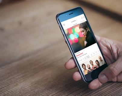 Algarve Events Mobile App